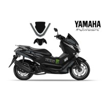 DECAL STICKER MOTOR YAMAHA NMAX BLACK EDITIONS