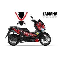 DECAL STICKER MOTOR YAMAHA NMAX NINJA EDITIONS
