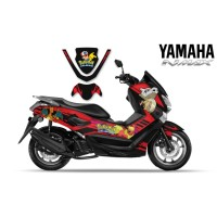 DECAL STICKER MOTOR YAMAHA NMAX POKEMON EDITIONS