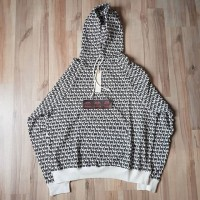 Fear of God x Pacsun All Over Hoodie Best Perfect Replica 1:1