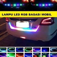 Lampu Led Bagasi Rgb Running Trunk Sign Mundur Rem Hazard Lampu Bagasi