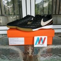 Sepatu Futsal Nike Tiempo Legend 7 Academy 10R IC Original BNIB Black
