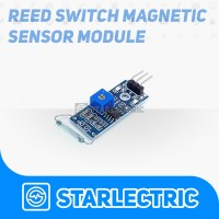 Sensor Magnetic Reed Switch Magnet Modul Arduino