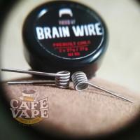Prebuilt coil kawat vape
