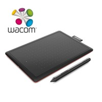 One by Wacom CTL-472 Pen Tablet Drawing CTL472