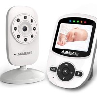 Video Baby Monitor with Digital Camera, ANMEATE