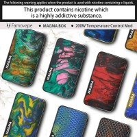 FAMOVAPE MAGMA MOD ONLY AUTHENTIC