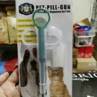 Pill & Liquid Dispenser For Pets ( Pill-Gun)
