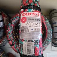 ban tubles motor matic merk corsa 80/90.14(FREE PENTIL)
