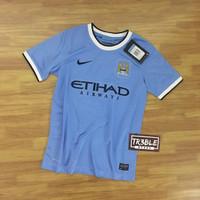 Baju Jersey Bola Anak Original Nike Manchester City 2013 Murah Diskon