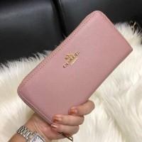 Supplier dompet wanita murah import mini batam wallet CO*ACH WALLET
