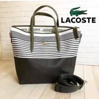 supplier tas wanita slingbag murah import selempang LCOS SLING STRIPE