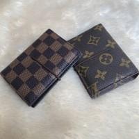 aksesoris tas wanita murah import mini slot kartu LVI SLOT CARD