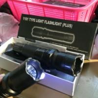 sale senter setrum stun gun / lampu setrum senter listrik alat kejut