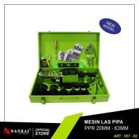 Perkakas Mesin Las / Pemanas Pipa PPR 12Mm - 63Mm Murah Nankai Tools