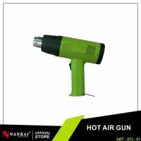 Perkakas Nankai Pemanas Sticker Kaca Film / Hot Air Gun