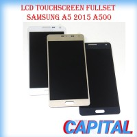 LCD TOUCHSCREEN SAMSUNG A5 2015 A500 A500F BISA ATUR KONTRAS ORI NEW