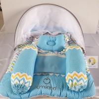 Kasur Bayi Kelambu merk Omiland / Baby Matras