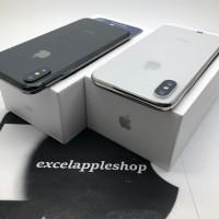 iphone x ten 64gb second fullset ex inter