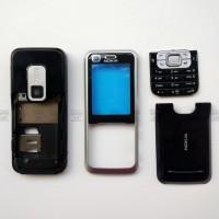 Casing / Kesing Fullset / Full Set Nokia 6120C 6120 C Classic ORI