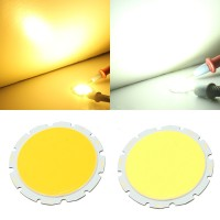 Top Brand 10W Round COB LED Bead Chips For Down Light Ceiling Lamp DC
