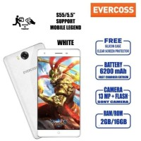 handphone evercross s55 elevate y2 4G