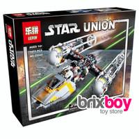 Lego Starwars Star Wars Lepin 05040 Y Wing Attack Starfighter 75172