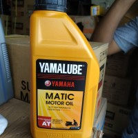oli mesin YAMALUBE for motor matic yamaha