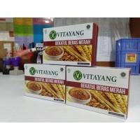 Vitayang Bekatul Beras Merah( Penurun kolesterol)