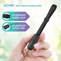 [BUNDLE] ACMIC C10PRO Power Bank   Premium Leather Pouch   AC120