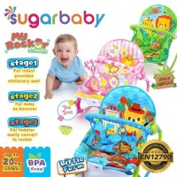 Sugar Baby Bouncer My Rocker 3 Stages