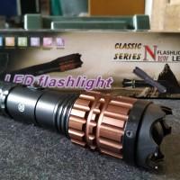 senter LED FLASHLIGHT STUNGUNX5