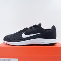 Sepatu Running/Lari Nike Downshifter 9 Black White AQ7481-002 Original