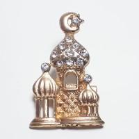 VeE Bros Wanita Hijab Jilbab Kebaya Dubai Manik Kristal Masjid 6