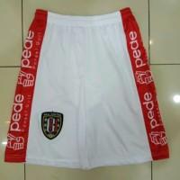 Celana Bola Bali United Home Liga 1 Gojek 2019 Putih Printing Terbaru