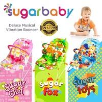 Bouncer Sugar Baby Premium Pink Blue