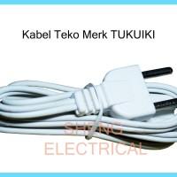 Kabel Listrik Elemen Teko Mug Plastik Pemanas Air Electric Water Heate