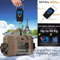 Timbangan Digital Travel / Travel Luggage Scale / timbangan gantung