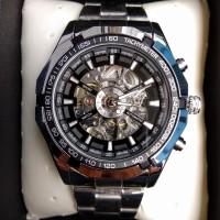 Jam Tangan Pria Automatic Kinetic Premium Original Model SKMEI Fossil