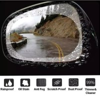 ANTI FOG SPION OVAL 10X15 - Kaca Film Spion ANTI FOG Embun