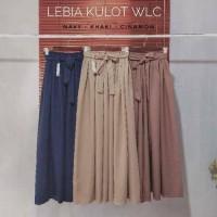Celana Cewek Kulot Muslim Palazzo Palazo Wanita Muslimah Panjang Murah