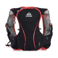 Tas Olahraga with Hydration Slot 1.5L - Black [5L/ Size L/XL]