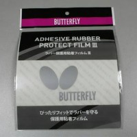 Butterfly Rubber Protector Iii Addhesive Paling Populer