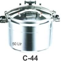 GETRA C-44 Commercial Pressure Cooker ( Panci Presto Komercial )