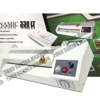Dynamic-330 XT Mesin Laminating A3