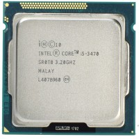 Intel Core i5-3470 3.2Ghz Cache 6MB [Tray] Socket LGA 1155