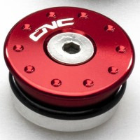 CNC Racing Frame Hole Caps for Ducati Monster 696/796/1100