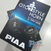 Klakson Mobil Motor PIAA OTOStyle Horn 12V 112db 400/500 Hz Original