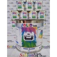 Tinta Sablon PVC Solvent Based 250 gr Hitam Black Kertas/ Vinyl/ Akril