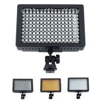 Lampu Lighting Kamera Video LED 160